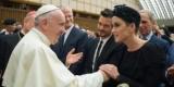 Кеті Перрі та Орландо Блум разом відвідали Ватикан