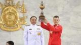 Соперник в Кубке Наций Украина выиграл Кубок короля Таиланда