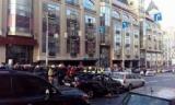 В результаті вибуху авто в центрі Києва загинув чоловік - ЗМІ