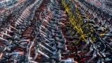 Пекін забороняє нові велосипеди, як схеми поділу викликати хаос