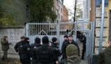 Сутички в Святошинському суді: у мережі з'явилося відео затримання прихильників Коханівського