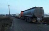 У Житомирській області активісти блокують нафтовий термінал