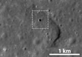 На Луне нашли гигантскую пещеру, в которой могут жить люди
