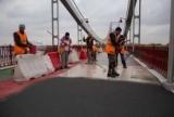 Ремонт Паркового пішохідного мосту завершиться до кінця року, - КМДА
