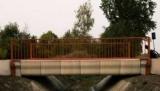 В голландии открыли первый в мире мост, напечатанный на 3D-принтере (фото, видео)